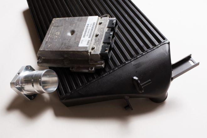 Optimierung der Steuergeräte-Software (Tuning) Defender