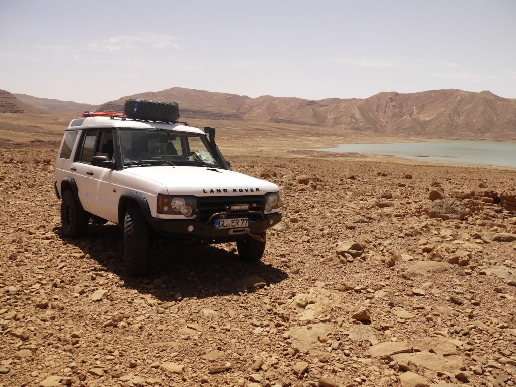 Land Rover Discovery Ralf Ehlermann