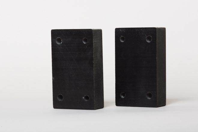 Stabilisator-Distanzplatte HA für Defender
