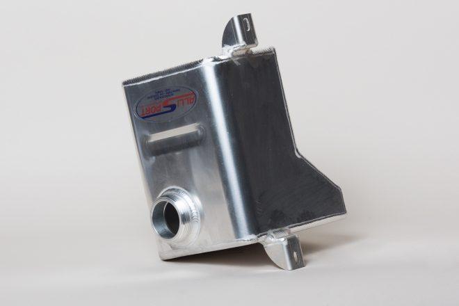 Aluminium-Wasserbehälter diverse Land Rover Modelle